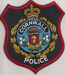 Your Police Blotter for the Cornwall Ontario Area for Monday July 16, 2012