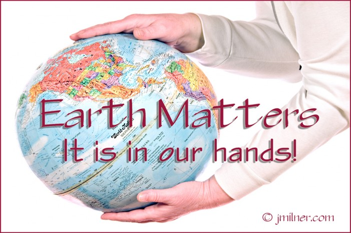 Earth Matters by Jacqueline Milner – Help MP Kirsty Duncan Petition on Bill C -38 – Be the Change!
