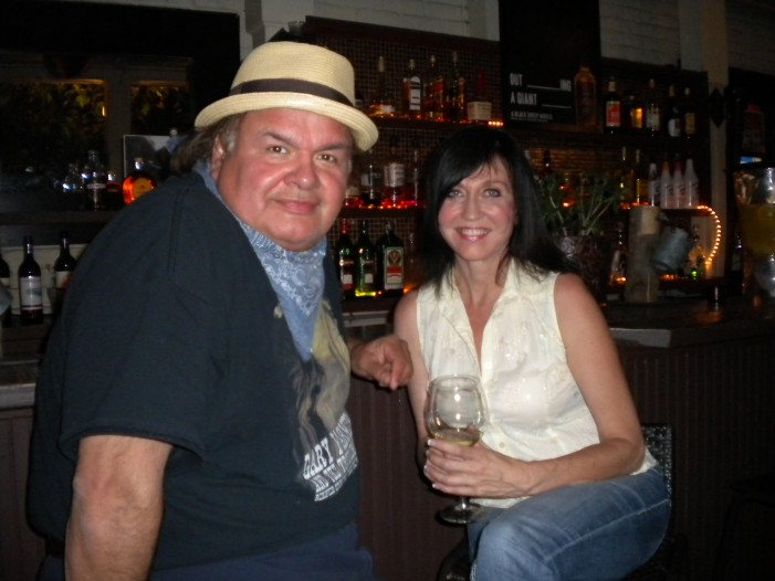 GIRL'S NIGHT OUT at the Vic Public House in Toronto with Karin Walkey & Guest Actor Musician Gary Farmer