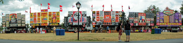 Ribfest in Cornwall Ontario a winner!  by Don Smith