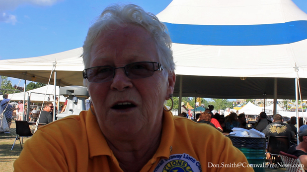 Cornwall Ontario Seaway Lions Ribfest a Smashing Success by Don Smith