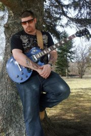 Massena NY Musician Shawn D. Stoddard Looking to Have his Music Featured in Films and Television Shows