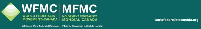 World Federalist Movement International Congress – July 9-13th, 2012 University of Winnipeg