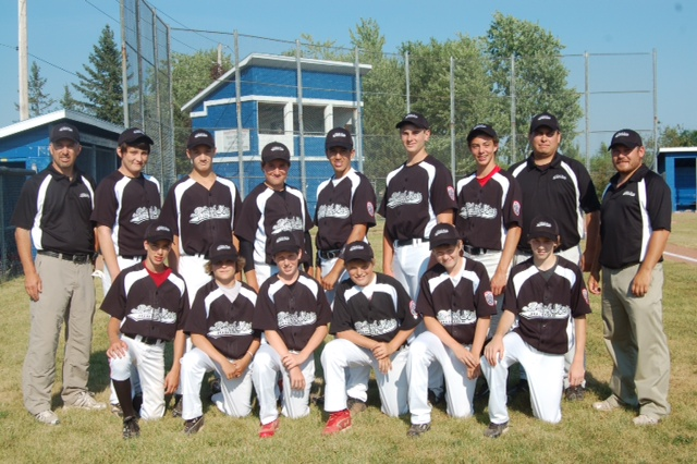 Legion Park in Cornwall Ontario to host 2012 Junior Ontario Provincials – July 23-28, 2012
