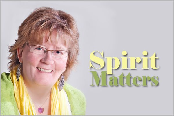 Spirit Matters by Shirley Barr – The Future is now – July 22, 2012