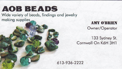 AOB Beads