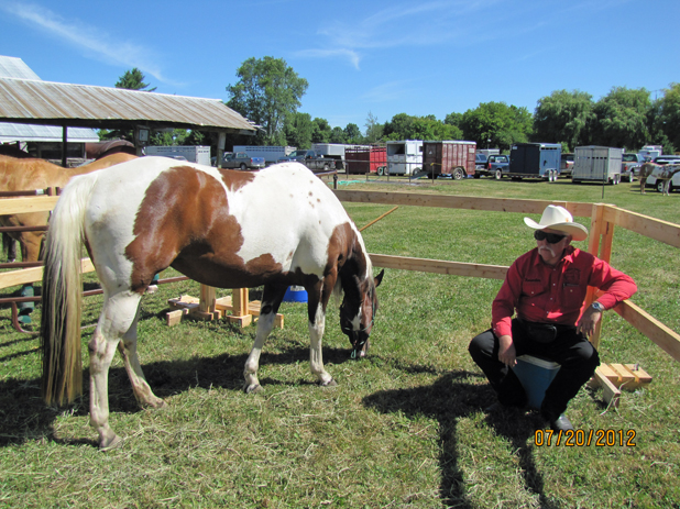 "Spirits in Unity  Column 10 and introduction by Garry ""Horsetalker"" Meek – Horse Ville"