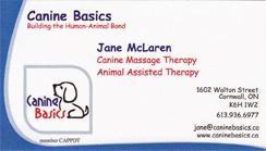 Canine Basics