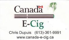 Canada E-Cig