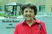 Seniors Situation Room  by  Dawn Ford – Bishop's Palace Saved in St. Raphael's AUG 31, 2015