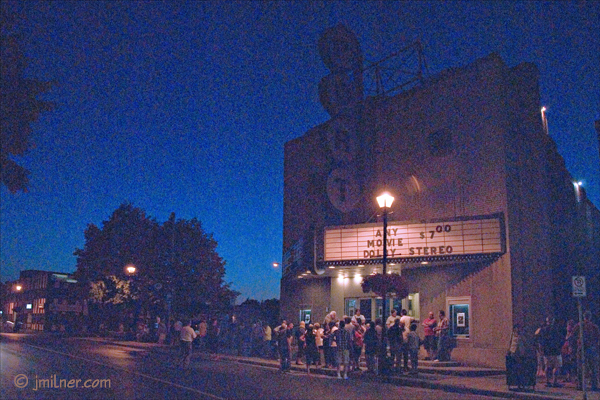 Jeff Brunet & Alkaline Entertainment CASH in at The Port Theatre in Cornwall Ontario – August 6, 2012