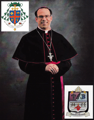 Alexandria-Cornwall Ontario has newly ordained Bishop Marcel Damphousse by Don Smith