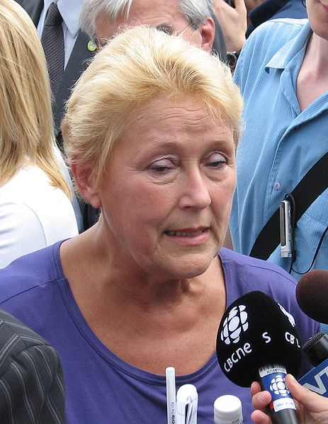 No English Language Debate for Pauline Marois.  Imagine?!  Editorial by Jamie Gilcig – August 4, 2012