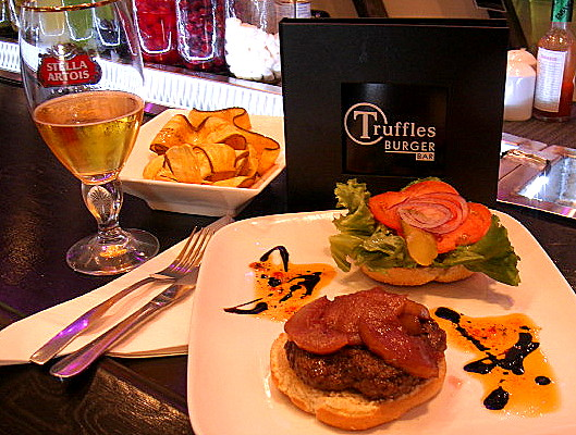 Which Version of the Truffles Burger Bar Commercial Do You Prefer?  August 17, 2012  CORNWALL ONTARIO
