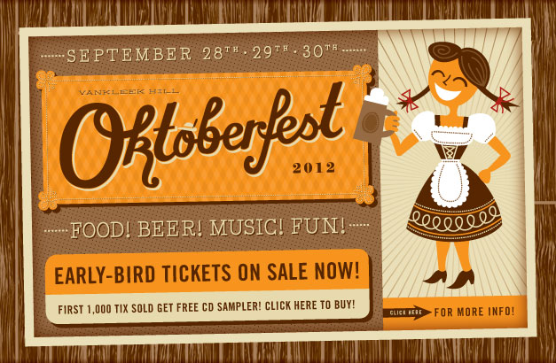 Beau's Oktoberfest in VANKLEEK HILL Ontario – September 28-30th