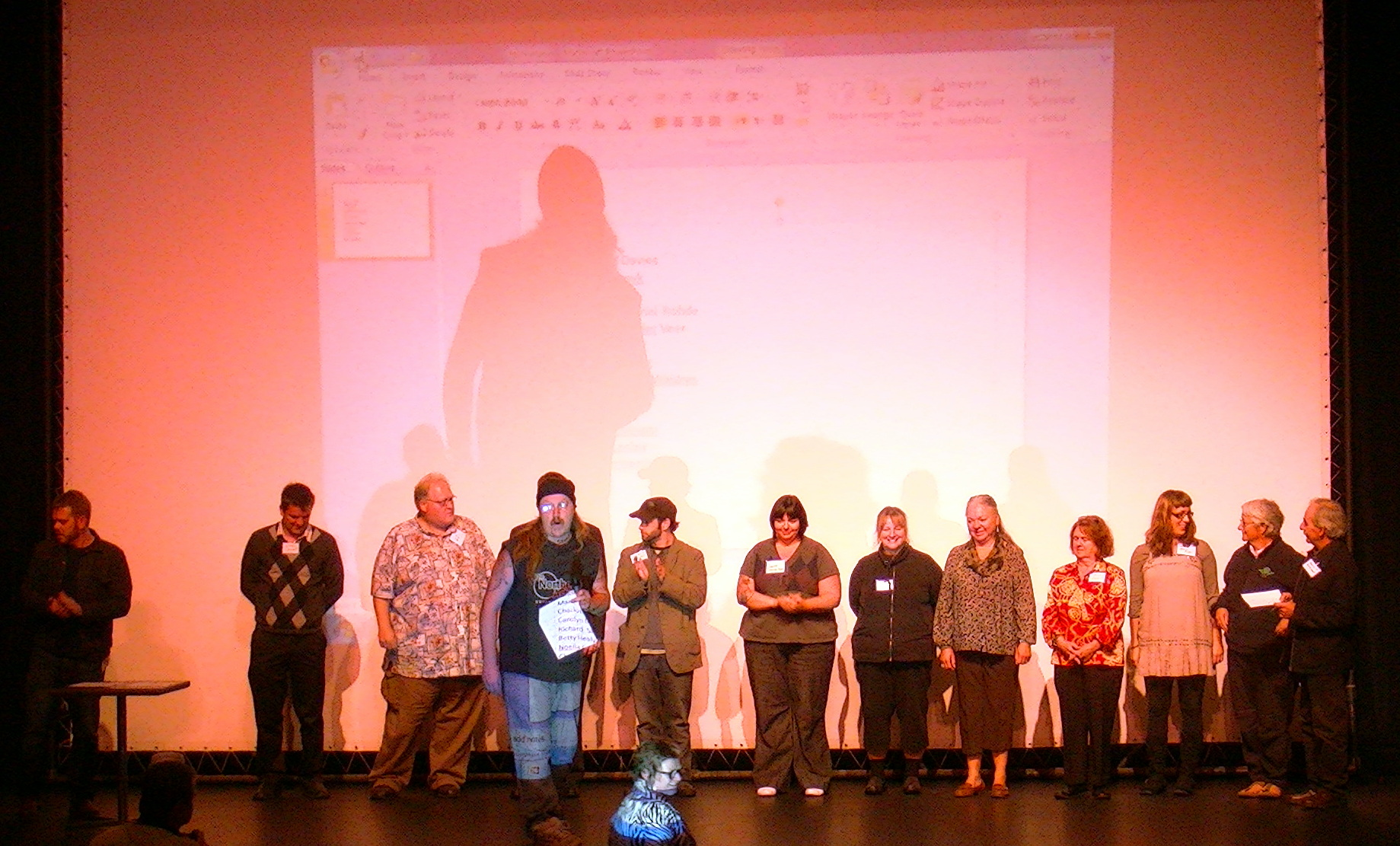 Cornwall Ontario Creates an Art Council at the Aultsville Theatre – September 23, 2012