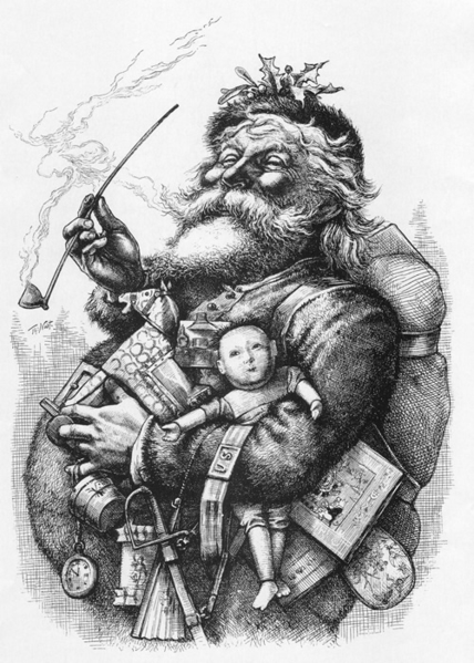 Twas The Time Before Idiocy – PC Santa Claus by Peter Anthony Holder – September 21, 2012