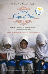 Three Cups of Tea: Book Review by Kathy Coffey – September 3, 2012