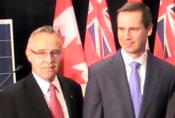 Did Former Teacher & SD&SG MPP Jim Brownell's retirement Seal Ontario Premier Dalton McGuinty's future?