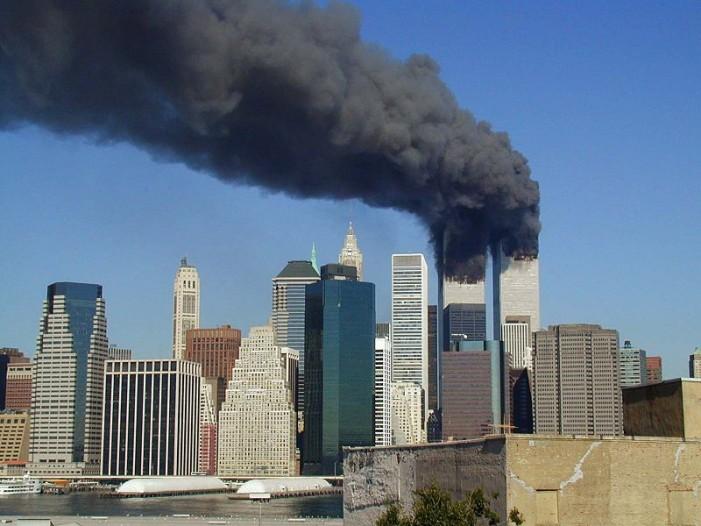 Reminiscences of September 11, 2001 by Craig Carter Edwards 9/11