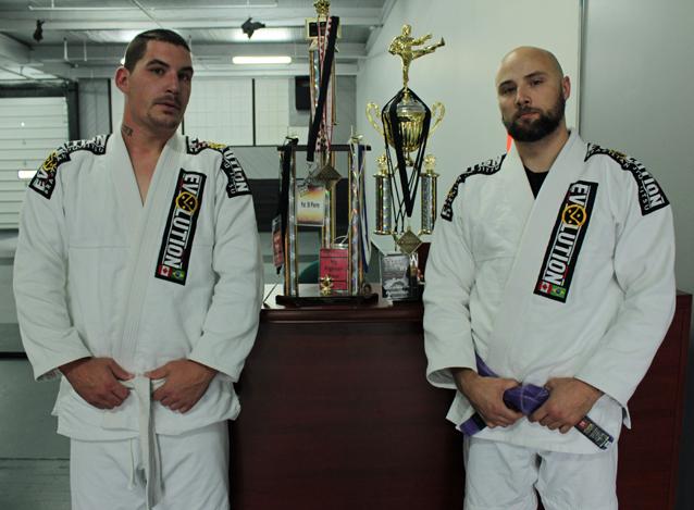 Evolution Cornwall Brazilian Jiu-Jitsu Opened November 1, 2012 – First Lesson Free! – UPDATED