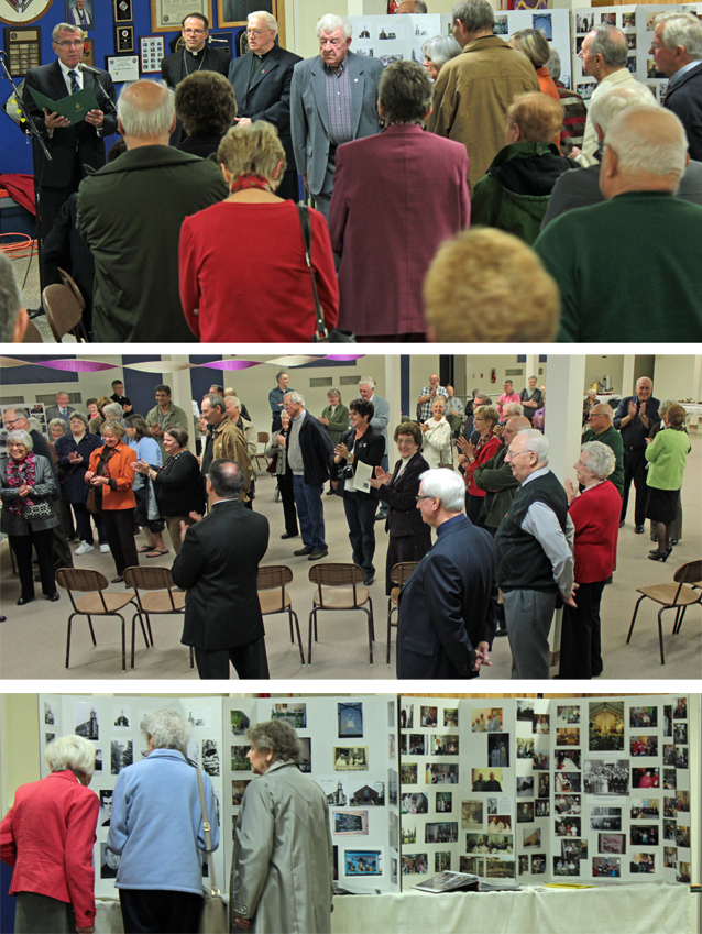 St. Francis de Sales Parish Celebrates 75 years of Service in Cornwall Ontario