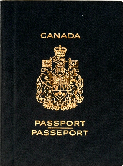 Letter to the Editor – Dave White of Monkland Ontario on Canadian Passports – October 12, 2012