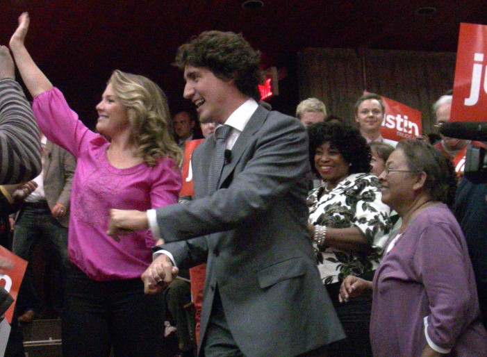 Point of Order by Stéphane Groulx – Allow candidates time to define themselves & Justin Trudeau's Announcement