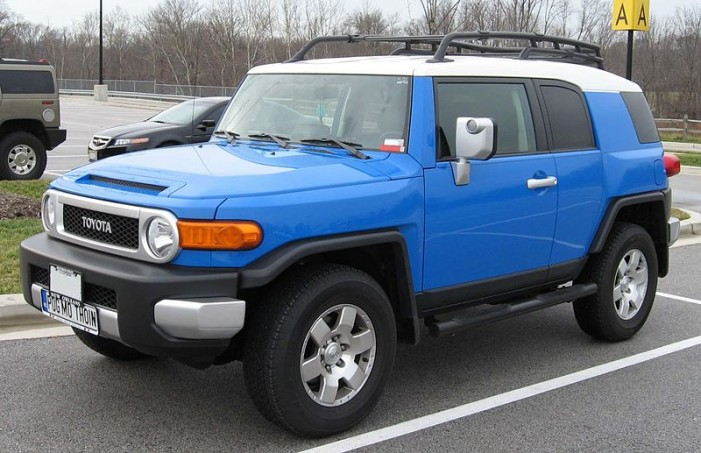 240,000 Toyota Vehicles Recalled in Canada for Faulty Window Switches – October 11, 2012