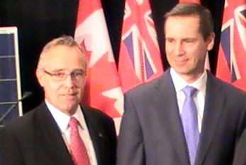 McGuinty Punts on 2nd Down – Resigns, Prorogues – Challenge to Justin Trudeau or Slithering Away?