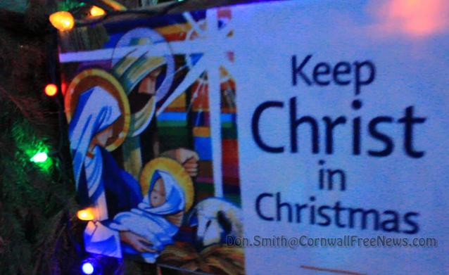 Cornwall Ontario 2012 Christmas Parade a Winner !