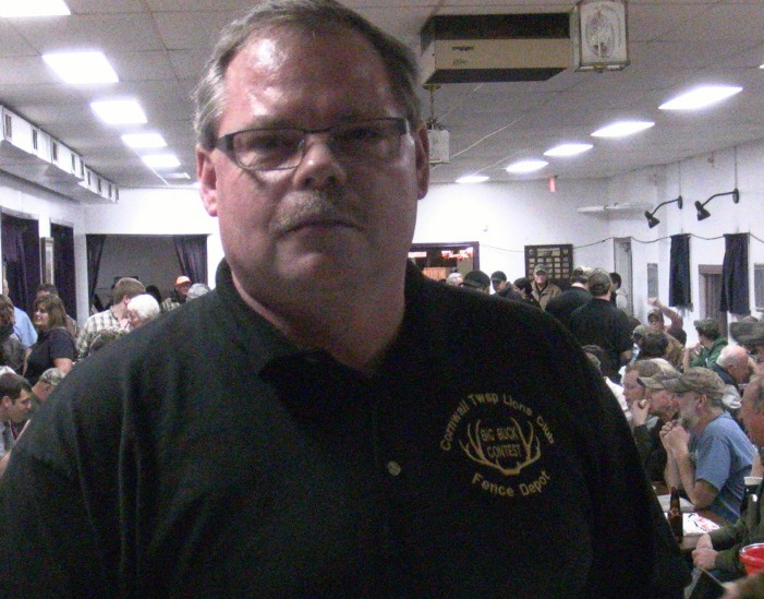 Hunter's Ball in South Stormont Ontario Raises Nearly $2,000 for Lion's Club in Bonville!  VIDEO