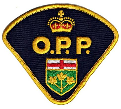 OPP Cst Dennis Hill Charged With Shoplifting Resisting Arrest at Carleton Place Walmart – July 16, 2014