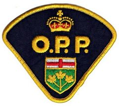 OPP Close 401 Ramp After Tractor Trailer Flips – September 11, 2013