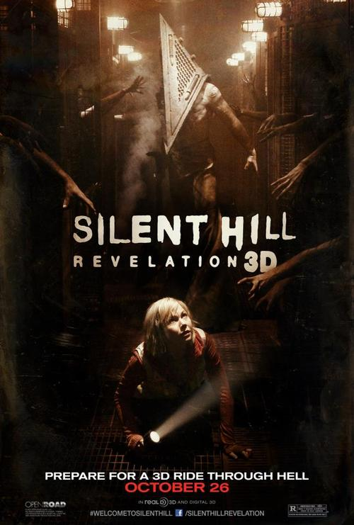 Silent Hill Revelation Review by Liam Morgan Sinclair-Dempster – November 2, 2012