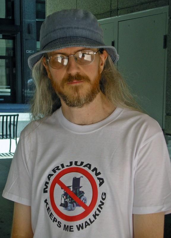 Ottawa Activist Russell Barth Examines Proposed Liberal Marijuana Policy – July 19, 2014