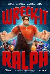 Wreck it Ralph Review by Liam Morgan Sinclair-Dempster – November 9, 2012