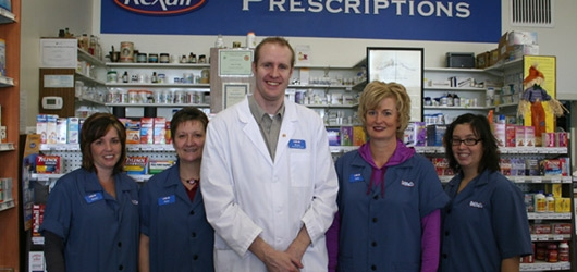 Your Hometown Rexall Pharmacy in Ingleside Ontario