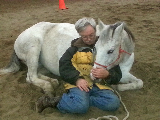 """Spirits in Unity  Column 25 – Confidence (Put the Relationship First) and introduction by Garry """"Horsetalker"""" Meek"""
