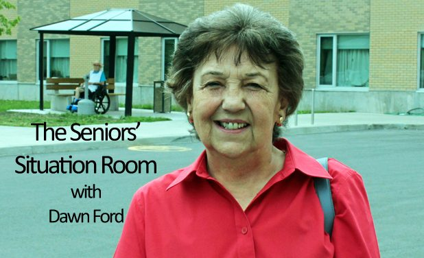 Seniors Situation Room by Dawn Ford – Seniors Dealing with Covid-19 & Celebrating Girl Guides