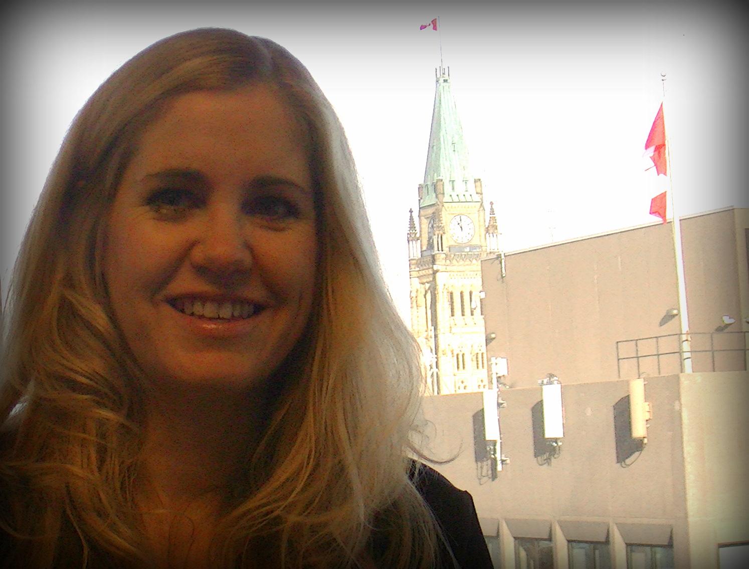 Fiona Gillign Ottawa Dec 2012