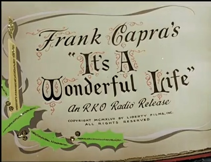 Merry Christmas to All of our CFN Viewers – It's a Wonderful Life!   What's your favorite Xmas Moment?