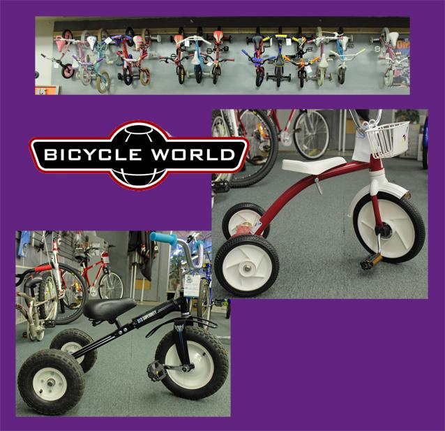 Bikes & Trikes for Tykes