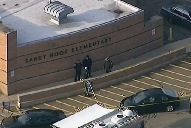 It's time to Change the Gun Culture of America – by Jamie Gilcig  SANDY HOOK ELEMENTARY