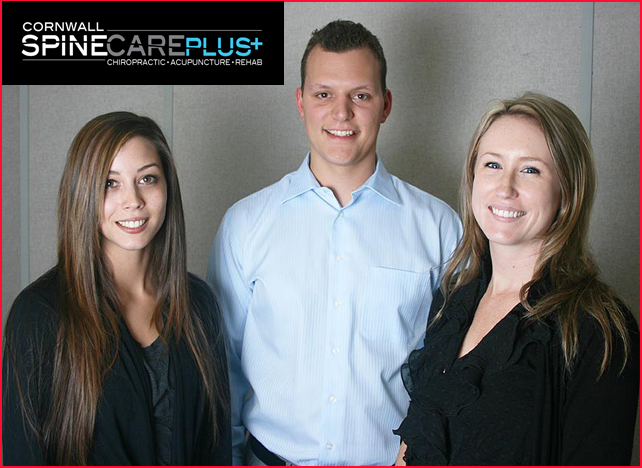 Spine Care Plus+: Chiropractic, Acupuncture, Massage Therapy & Physical Rehabilitation in Cornwall Ontario