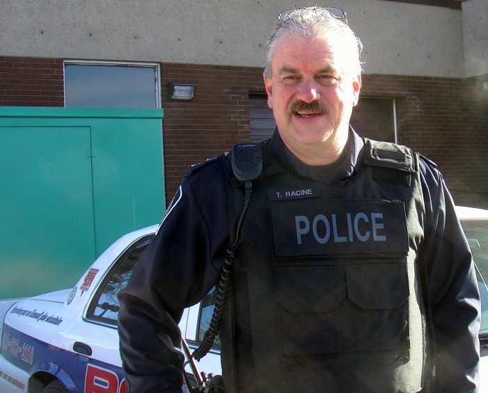 Cornwall Ontario Thom Racine Retires after 31 years on Police Force – LAST RIDE HD VIDEO