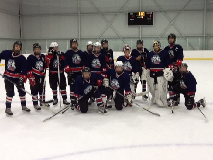 Cornwall Ontario Minor Midget Colts Play Tourney in Chambly Quebec – December 4, 2012