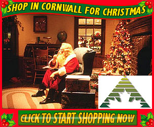 Shop in Cornwall for Christmas
