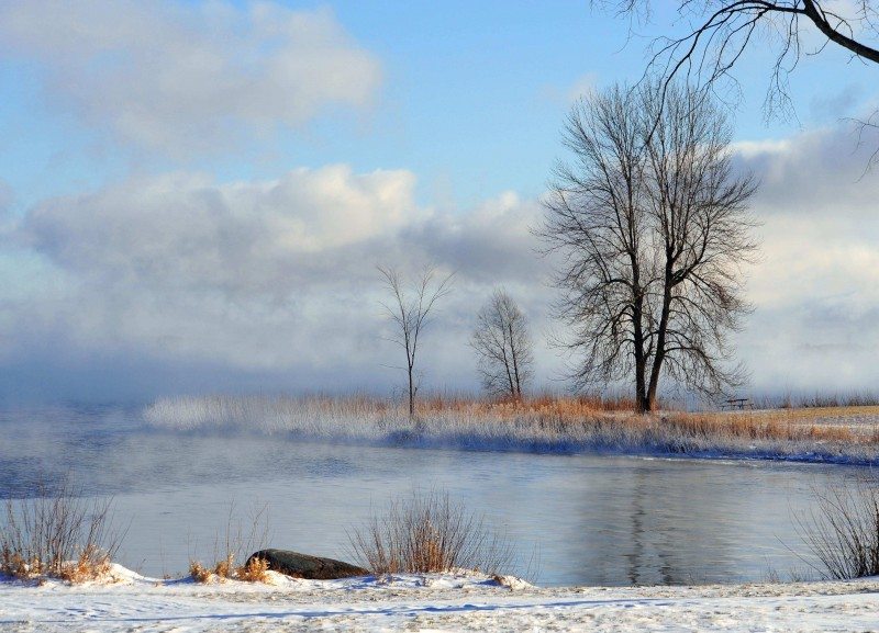 284 - Beautiful Winter Day