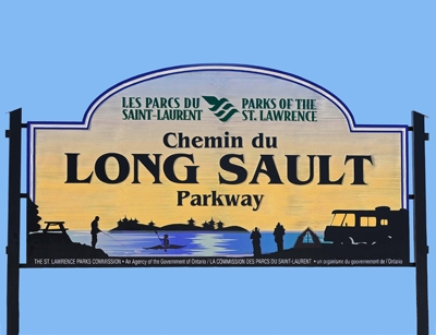 Residents Upset at Winter Closing of St. Lawrence Parks Commissions Long Sault Parkway in South Stormont Ontario